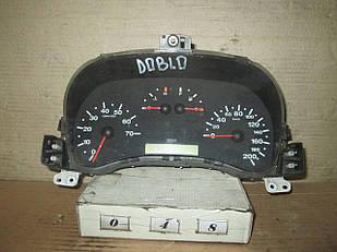№48 Б/у Панель приладів/спідометр 46817749 для Fiat Doblo I 2000-2010