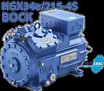 Компрессор холодильный Bock HGX34е/215-4S
