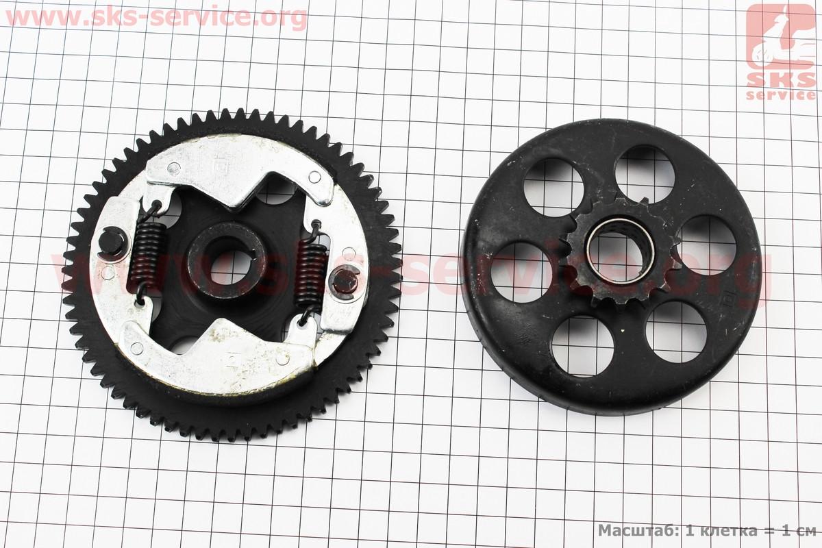 Сцепление вариатора в сборе 2-T цепной вариатор (скутер)