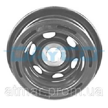 Шків коленвала Mercedes Benz Sprinter/W638/639 OM611/646 99->. Оригінал: 6110300503