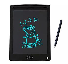 """Графічний планшет дошка Primo TCR070 8.5"""" для малювання і заміток - Black"""