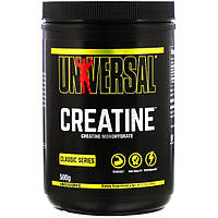 Креатин моногидрат - Universal Nutrition Creatine Powder /500 g