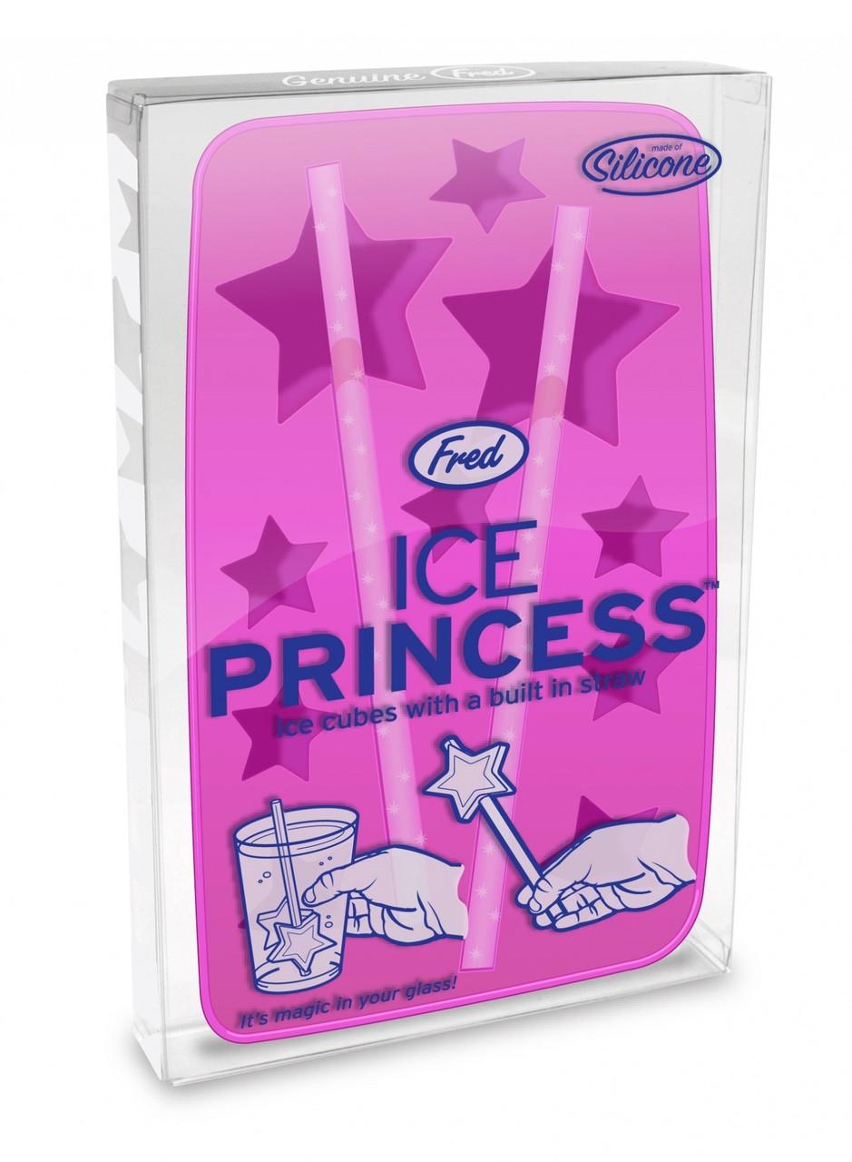 Форма для льда Fred & Friends Принцесса Розовая
