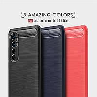TPU чехол Urban для Xiaomi Mi Note 10 Lite