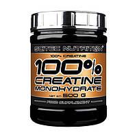 Креатин моногидрат - Scitec Nutrition 100% Creatine Monohydrate /500 g