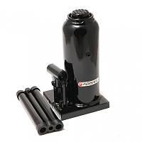 Домкрат бутылочный 15т с клапаном (h min 230мм, h max 460мм, ход штока-150мм, ход винта-80мм) Forsage F-T91504