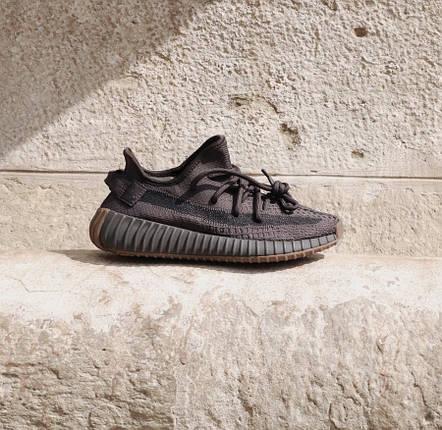 Женские кроссовки Adidas Yeezy Boost 350 V2 Cinder, фото 2