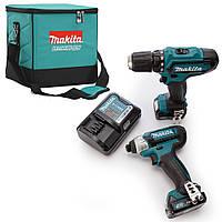 Набір інструментів Makita CLX201AX6