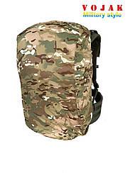 Чехол влагозащитный  на рюкзак (multicam) L до 100л.