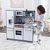 Дитяча кухня Uptown Elite KidKraft 53437 з системою легкого збору EZ Kraft Assembly, фото 3