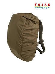 Чехол влагозащитный на рюкзак (Coyote) M до 70л.