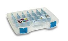 Органайзер Tayg Home 22 (Испания) с 21 мобильной перегородкой 31,2*23,8*5,1см пластиковый (022593)