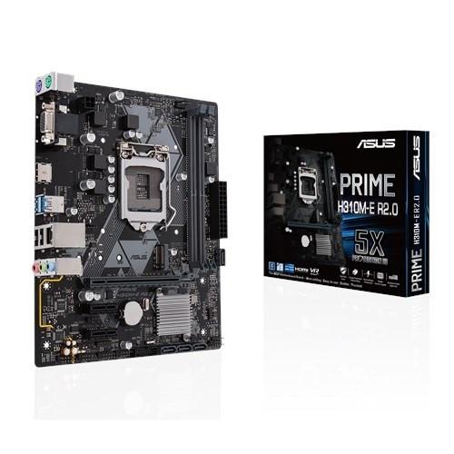 Материнська плата Asus Prime H310M-E R2.0 Socket 1151