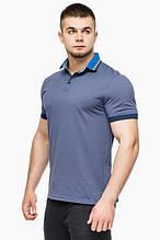 Футболка Поло Braggart мужская - 6285 ярко-синий цвет