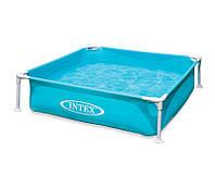 Мини каркасный бассейн для детей Intex 57173NP