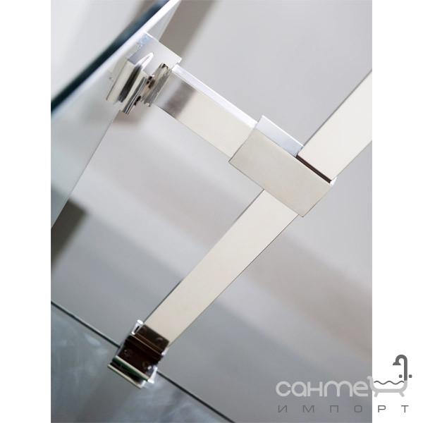 Душевые кабины, двери и шторки для ванн Volle Кронштейн с держателем для бездверной душевой кабины Volle