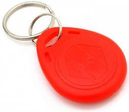 Ключ-брелок ATIS RFID KEYFOB EM Red
