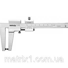 Штангенциркуль для тормозных дисков 160 мм YATO