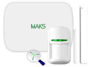 Комплект охоронної сигналізації MAKS PRO WiFi S (PRO WiFi S)