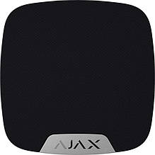 Домашня бездротова сирена Ajax HomeSiren Black (8681.11.BL1)