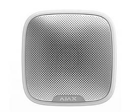 Бездротова внутрішня сирена Ajax StreetSiren (white) 7830.07.WH1