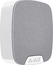 Домашня бездротова сирена Ajax HomeSiren White (8697.11.WH1)