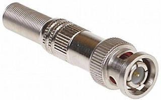 Разъем ATIS BNC-A с металлическим колпачком под винт (100 шт)