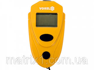 Толщиномер лакокрасочного покрытия электронный VOREL 0-2 мм