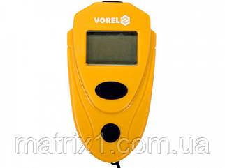Товщиномір лакофарбового покриття електронний VOREL 0-2 мм