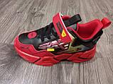 Красные кроссовки. МОДНЫЕ КРОССОВКИ., фото 3