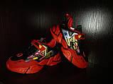 Красные кроссовки. МОДНЫЕ КРОССОВКИ., фото 2