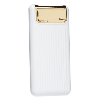 Power Bank Baseus PPYZ-C Thin QC3.0 10000 mAh Цвет Белый, 02