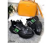 Кросівки на дутої підошві, фото 1