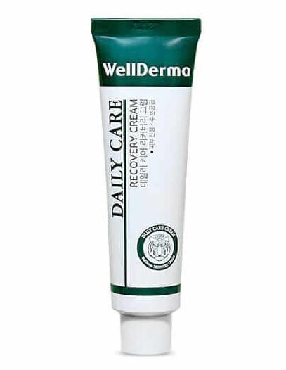 Восстанавливающий крем для чувствительной кожи WellDerma Daily Care Recovery Cream 30 мл