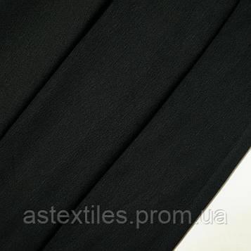 Кулір стрейч спів (чорний)