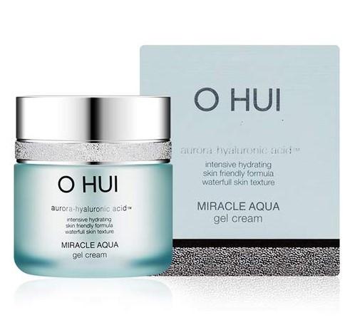 Крем-гель з гіалуронової кислотою O HUI Miracle Aqua Gel Cream 50 мл