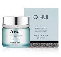 Крем-гель з гіалуронової кислотою O HUI Miracle Aqua Gel Cream 50 мл, фото 1