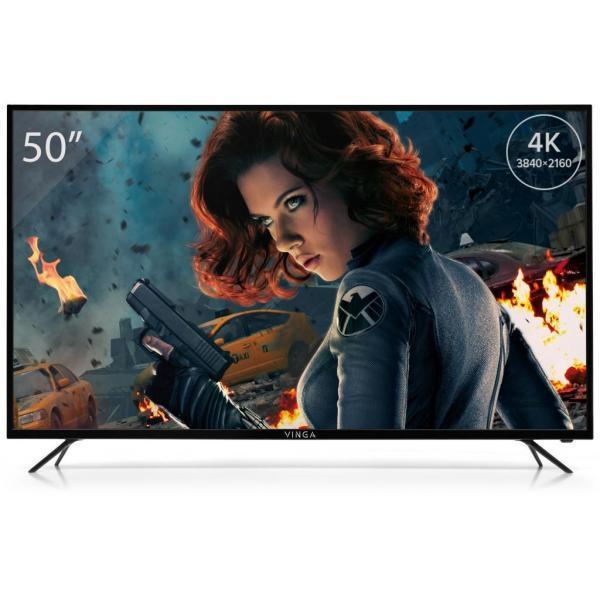 Телевизор Vinga L50UHD21B