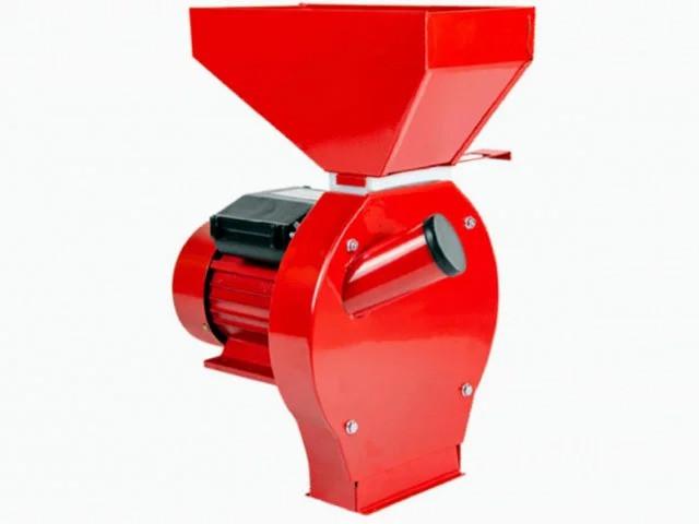 Зернодробарка DONNY-3800 (3.8 кВт) (Для переробки пшениці, ячменю, кукурудзи )