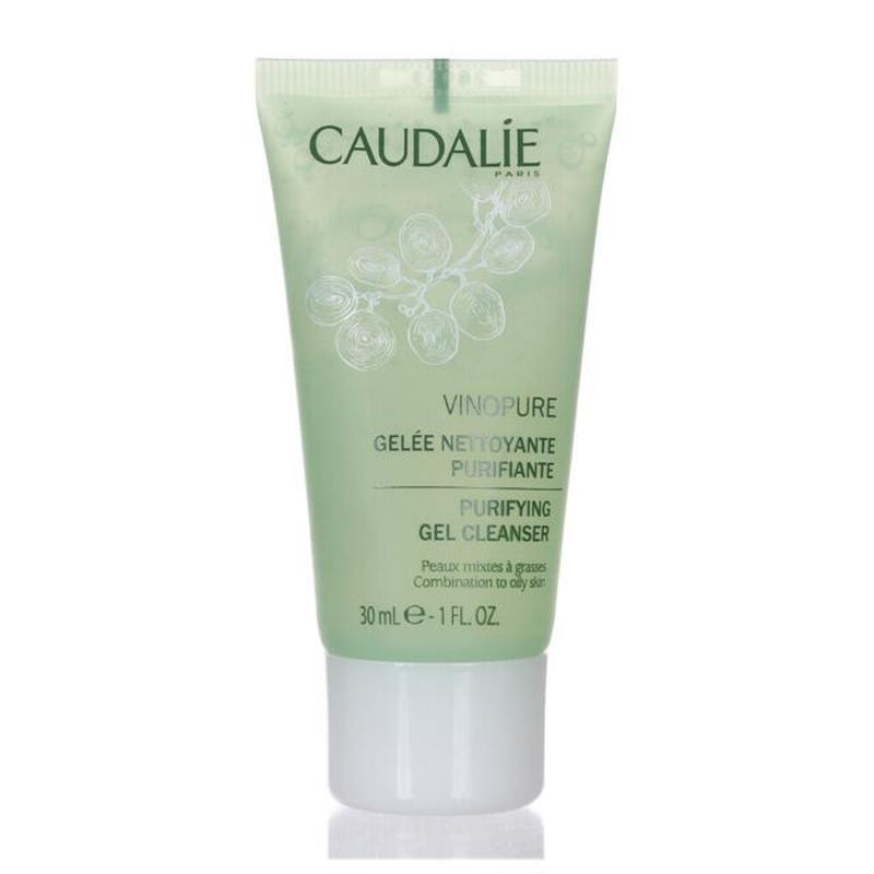 Гель для очищения кожи лица Caudalie Vinopure, 30 мл