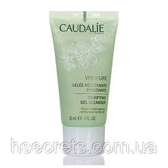 Гель для очищення шкіри обличчя Caudalie Vinopure, 30 мл