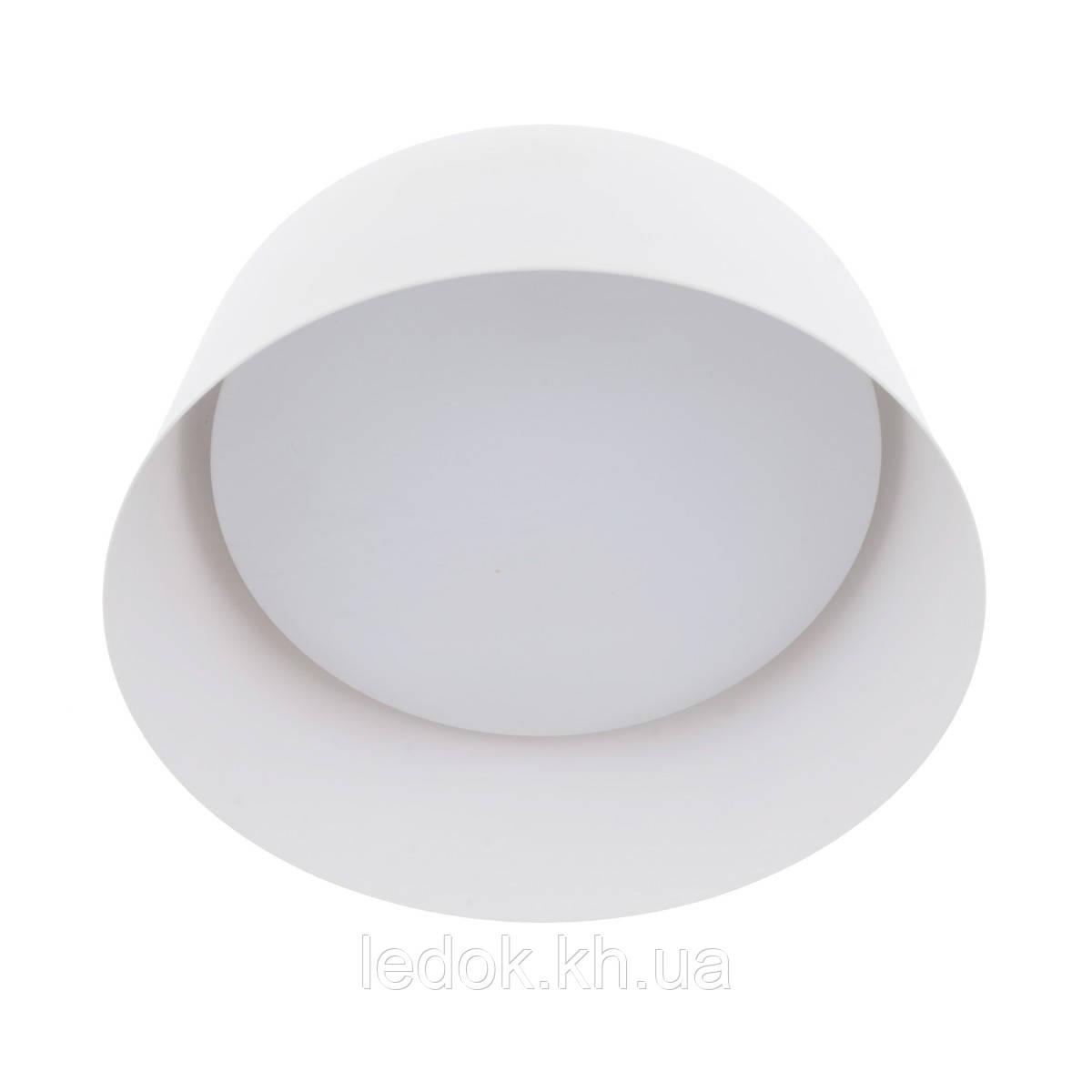 Светильник настенно-потолочный светодиодный накладной BL-597C/12W WW WH