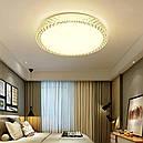 Светильник настенно-потолочный светодиодный с пультом W-616/24W RM, фото 5