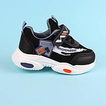 7980A Детские кроссовки на липучках Tom.m для мальчика размер 21,22,23,24,25,26, фото 2