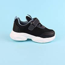 7980A Детские кроссовки на липучках Tom.m для мальчика размер 21,22,23,24,25,26, фото 3