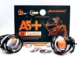 Линзы Bi-LED Aozoom А5+ 2,5 дюйма 42Вт 12В 5500K