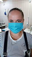 Защитная маска многоразовая. Маска захисна багаторазова.