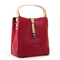 Сумка женская 17930 red .Купить сумки женские оптом и в розницу., фото 1