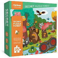 Пазл-секрет MiDeer «В лесу» (MD3096)