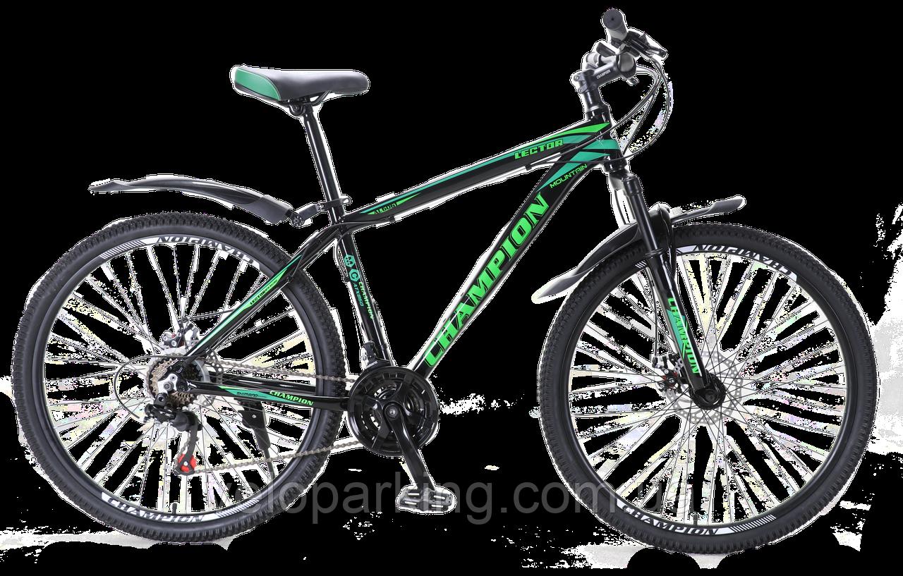 Гірський алюмінієвий велосипед Cross Leader 26 (2019) new